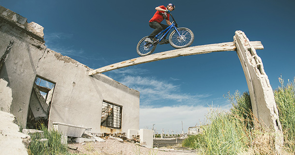 Danny MacAskill - Action